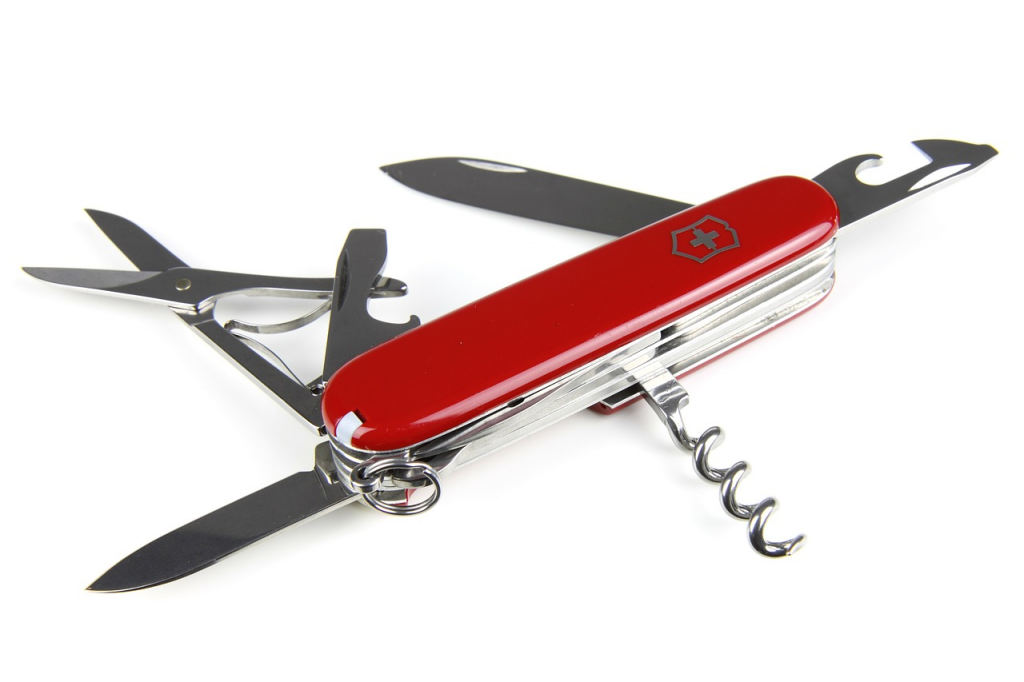Multi-feature Swiss Army Knife